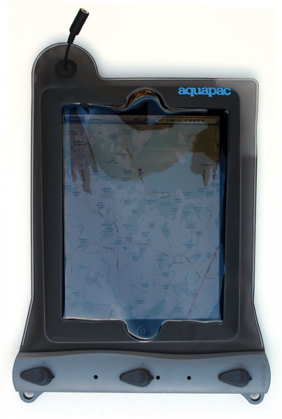 Aquacac waterproof iPad case
