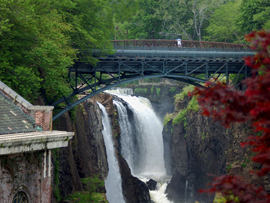 Paterson Great Falls National Historical Park. Source: Public Domain