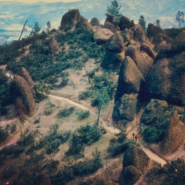 Hikers at Pinnacle National Monument. Source: NPS.gov.