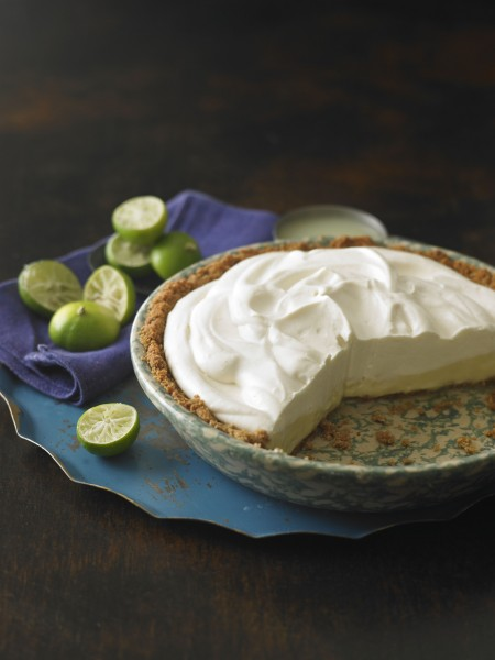 Florida Keys cuisine would be complete without the famed Key lime pie ...