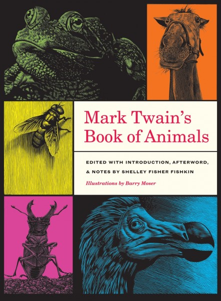 Mark Twain's Book of Animals cover image