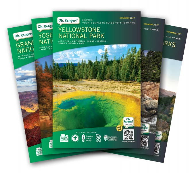 Oh, Ranger! National Park Guides