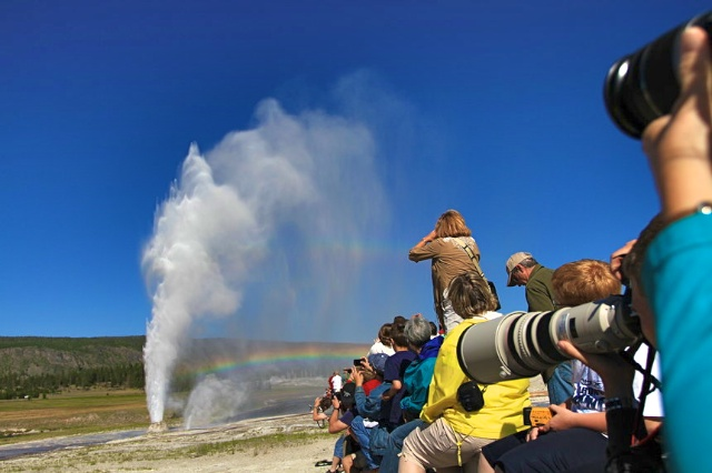 Canon Photography in the Parks at Yellowstone National Park