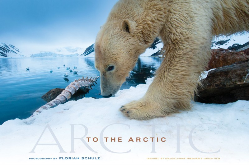 To the Arctic Photography Book