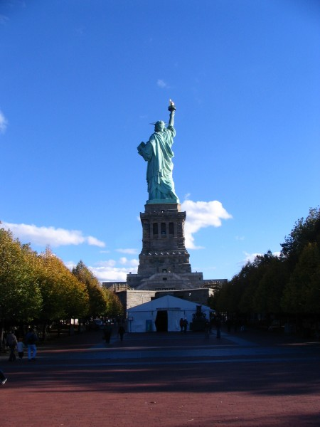 Statue of Liberty. Source: NPS.gov.