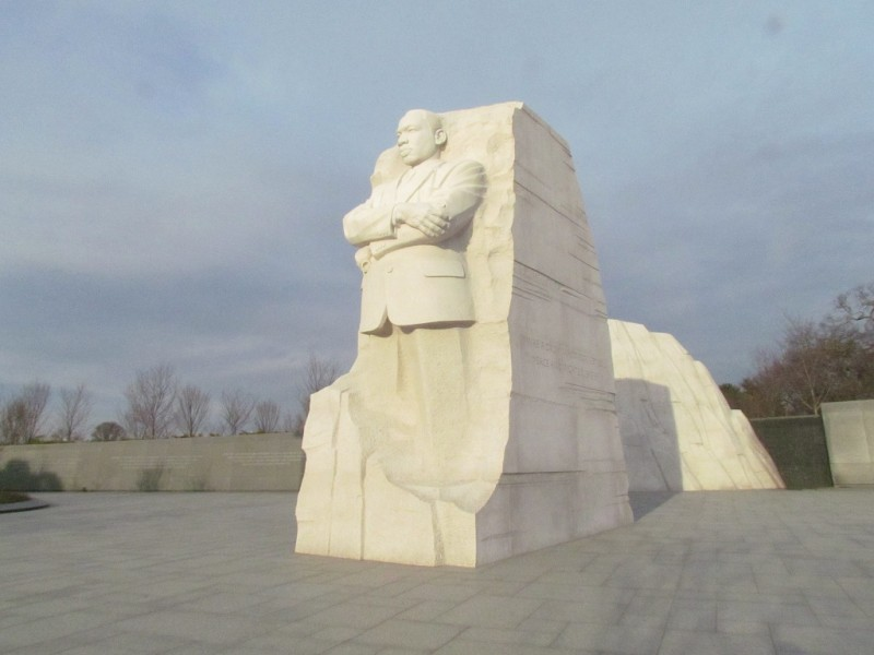 The Martin Luther King, Jr. Memorial was dedicated on August 28, 2011 Source: NPS
