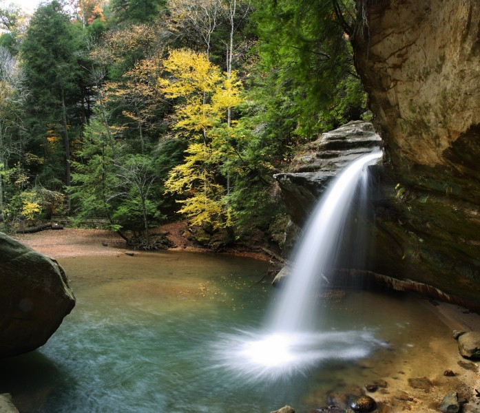 Old Man's Cave, Hocking Hills State Park