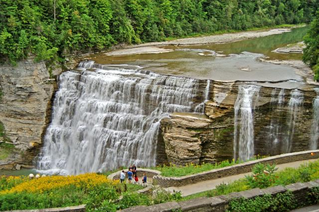Letchworth (NY) Photo