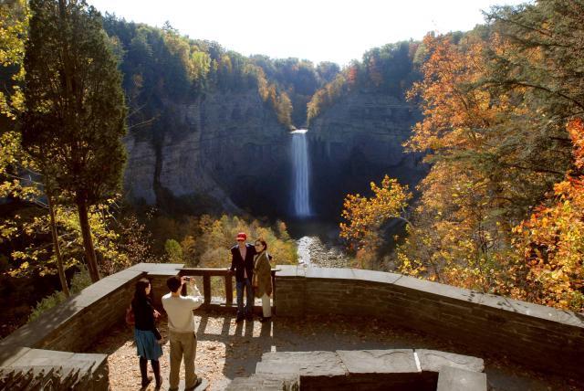 Taughannock Falls (NY) Photo