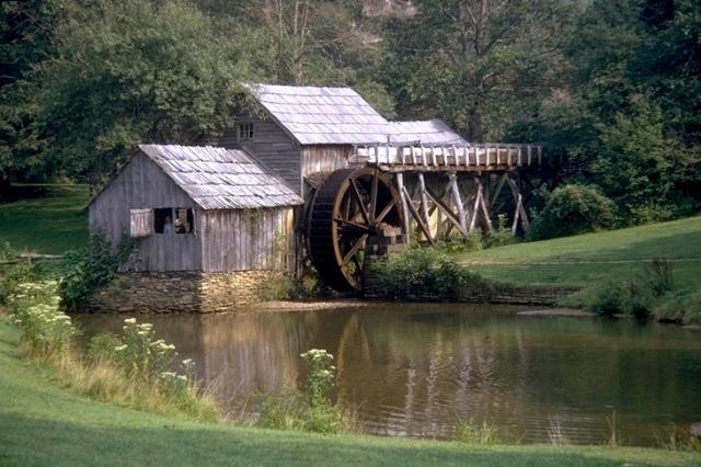 Blue Ridge Parkway, 1657