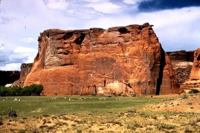 Canyon De Chelly, 1064