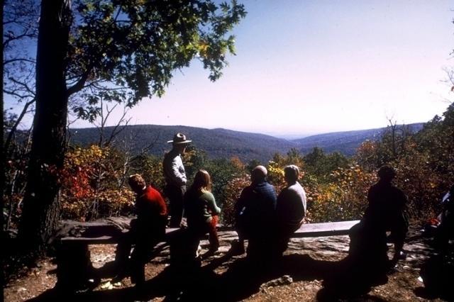Catoctin Mountain, 1207