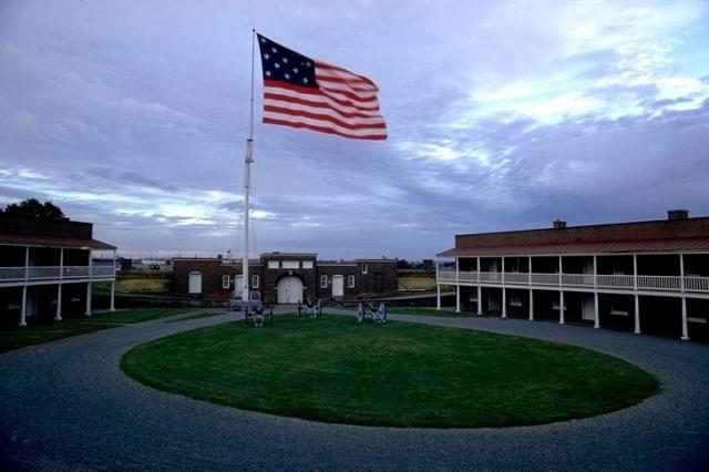 Fort McHenry, 0112