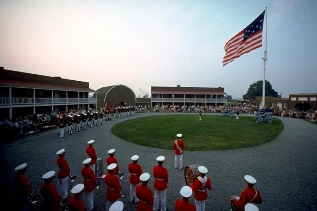 Fort McHenry, 3758