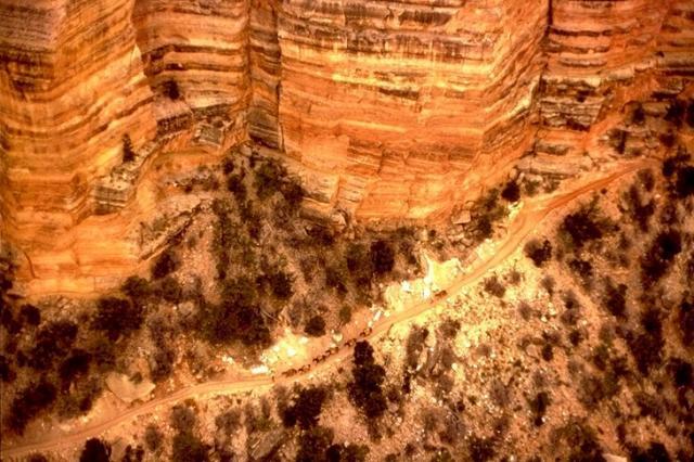 Grand Canyon, 1739