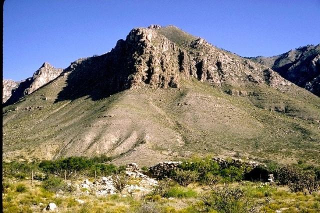 Guadalupe Mountains, 3339
