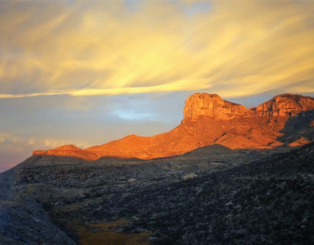 El Capitan Sunrise