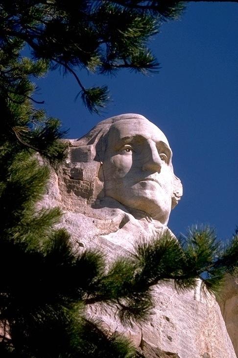 Mount Rushmore, 2002