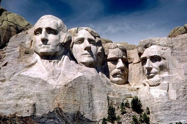 Mount Rushmore, 2006