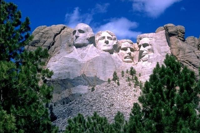 Mount Rushmore, 2008