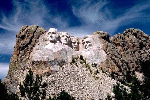 Mount Rushmore, 2014