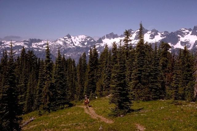 North Cascades, 2045