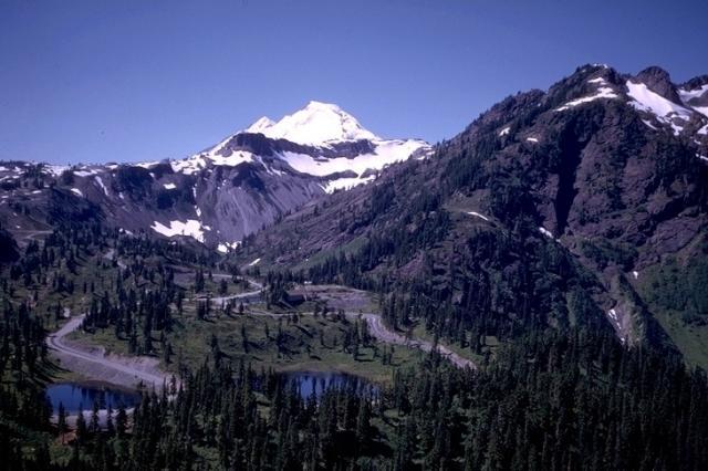 North Cascades, 2052