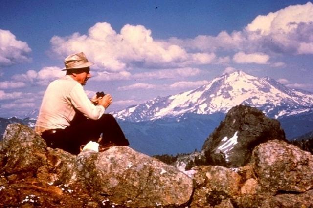 North Cascades, 7057