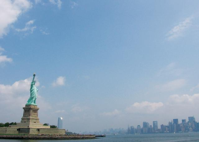 Liberty Harbor Sky