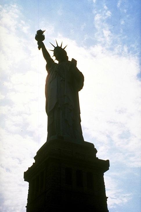 Statue Of Liberty, 4455