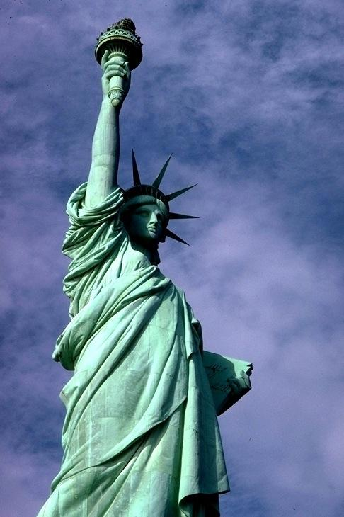 Statue Of Liberty, 4930