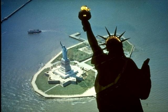 Statue Of Liberty, 7045