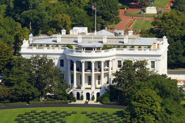Awesome White House Aerial View White House Oh Ranger Download Free Architecture Designs Scobabritishbridgeorg