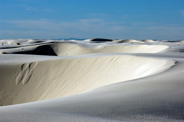 White Sands Craters