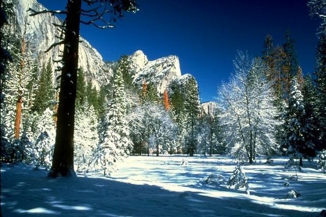 Yosemite, 8123