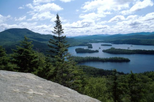 Adirondack Park Castle Rock