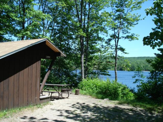 Stillwater shelter