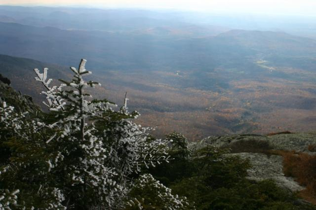 Underhill vista