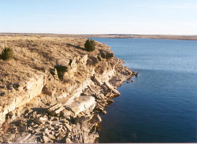 Shoreline ute lake nm oh ranger for Ute lake fishing report