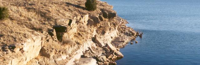 Photo gallery of ute lake nm ute lake nm oh ranger for Ute lake fishing report