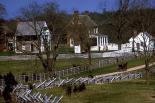 Appomattox Court House : Appomattox Court House, 0056