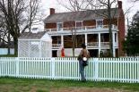 Appomattox Court House : Appomattox Court House, 2613