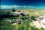 Badlands : Badlands, 3680