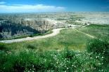 Badlands : Badlands, 3684