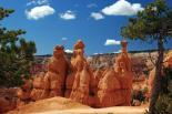 Bryce Canyon : Hoodoos Canyon