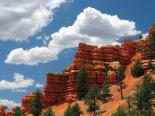 Bryce Canyon : Sandstone Cliffs