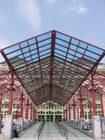 Ellis Island : Ellis Island Building Exterior