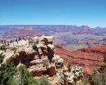 Grand Canyon : Visitor Overlook