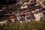 Hot Springs : Aerial View of Hot Springs, Arkansas