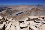 Sequoia & Kings Canyon : View From Mt Whitney